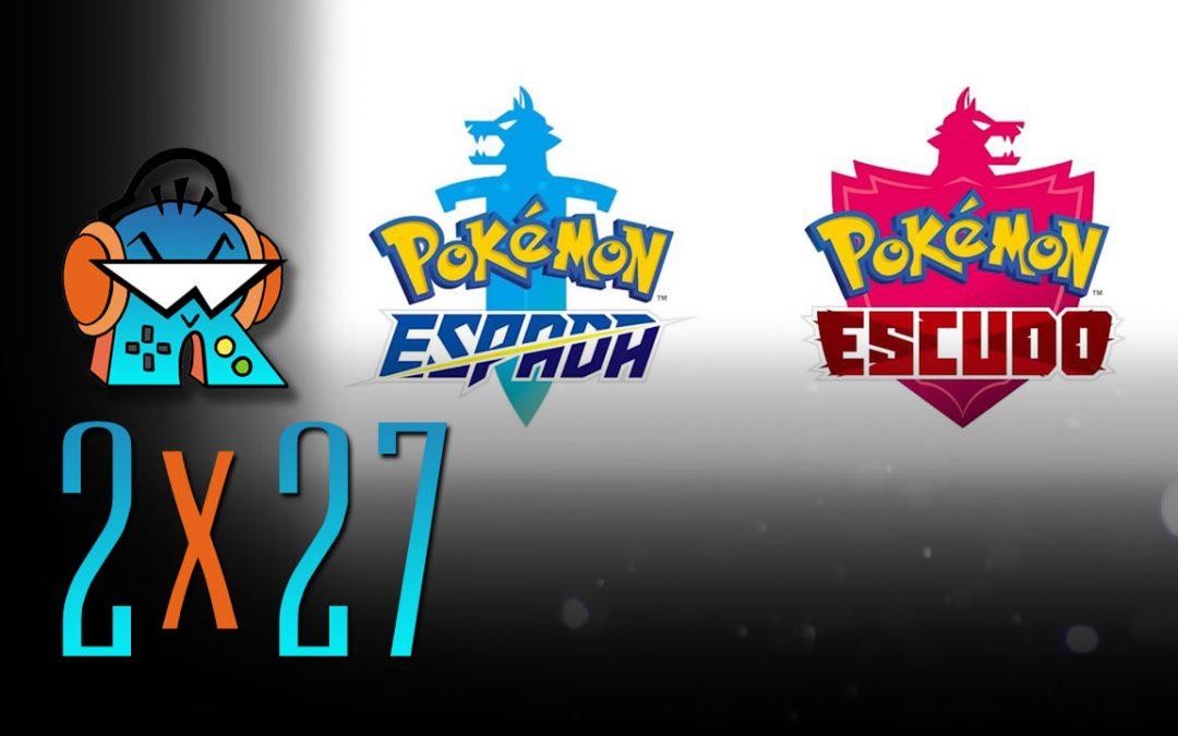 2×27 Pokémon Espada/Escudo, primeros detalles