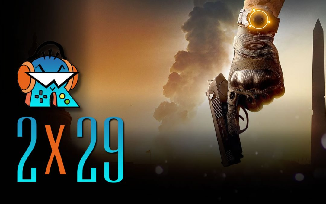 2×29 Análisis The Division 2 y PlayStation Now
