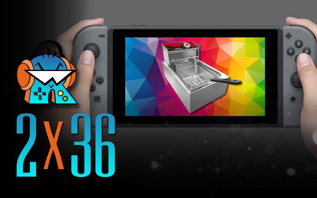 2×36 Nintendo Switch, ¿es una consola de refritos?