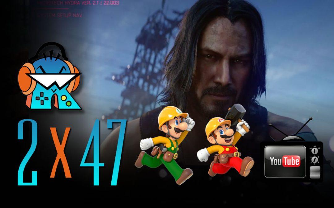 2×47 El error de Nintendo España y Cyberpunk 2077