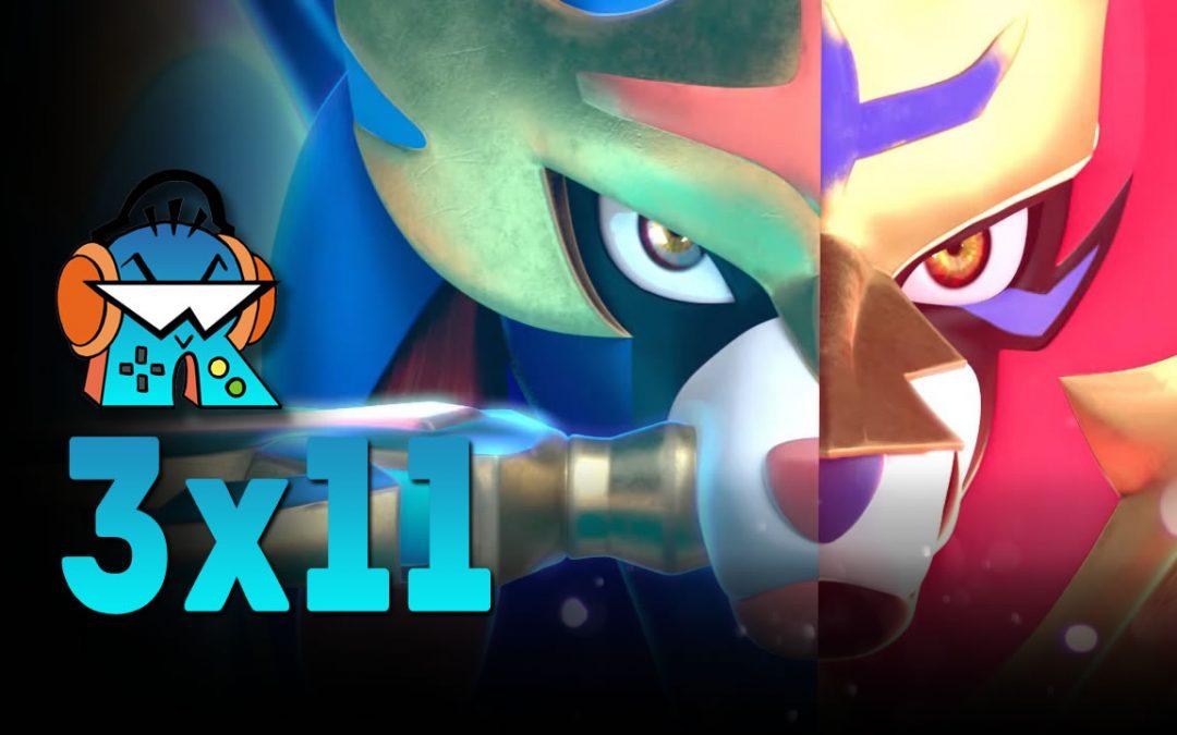 3×11 Análisis Pokémon Espada y Escudo y NFS Heat