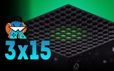 3×15 Nuestros juegos del Año y Xbox Series X