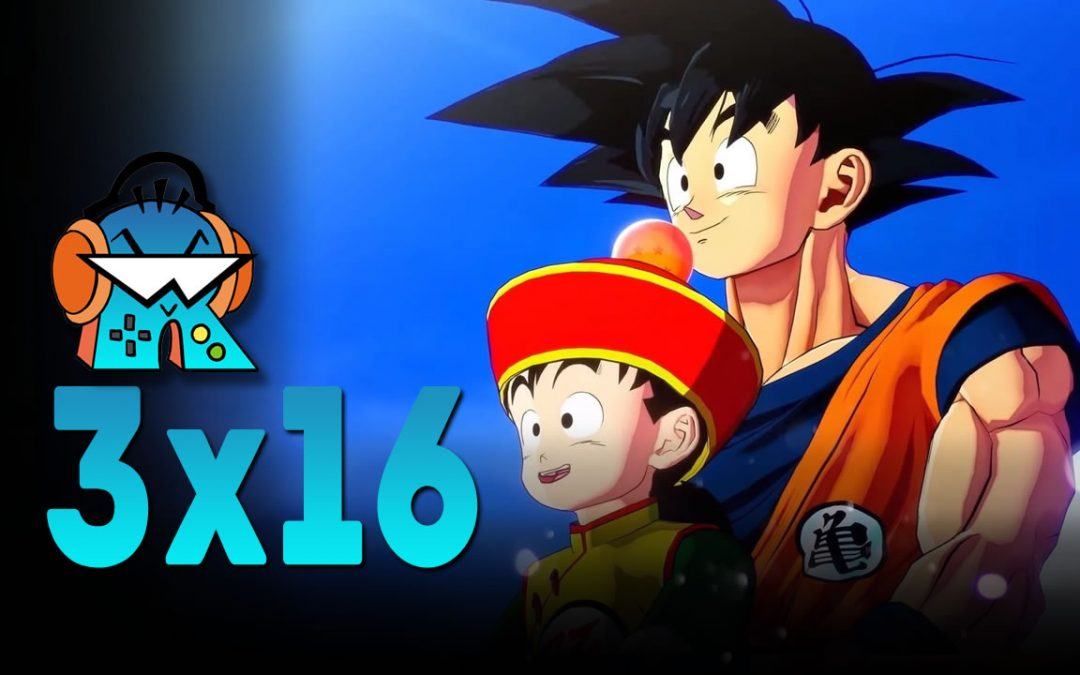 3×16 Dragon Ball Z Kakarot, PS5 y Xbox Series X