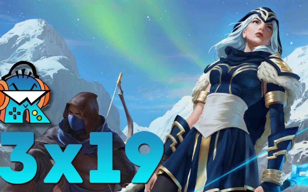 3×19 Nioh 2, Legends of Runeterra y Warcraft III: Reforged