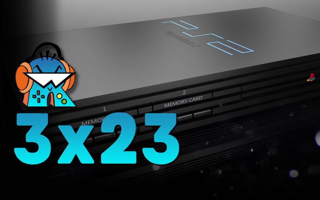 3×23 20 años de PS2, Preview FF VII Remake y Valorant