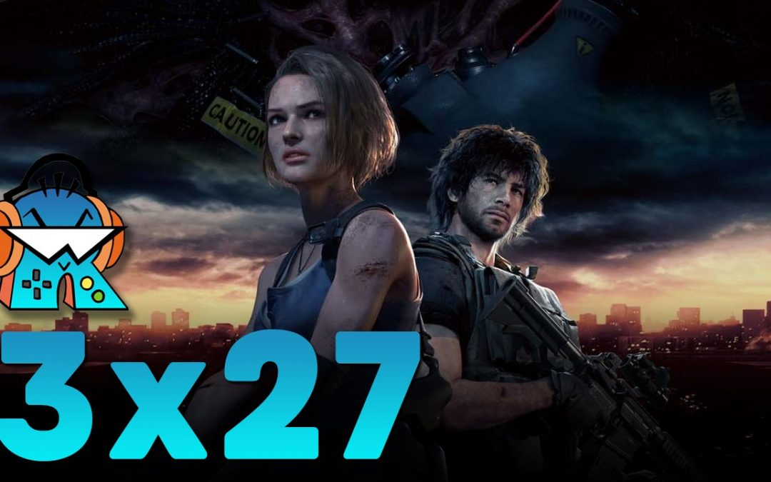 3×27 Análisis Half-Life: Alyx y Resident Evil 3 Remake