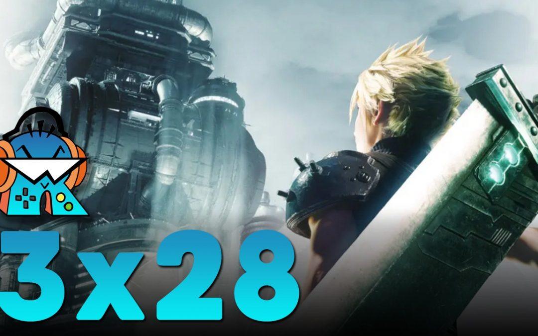 3×28 Análisis Final Fantasy VII Remake