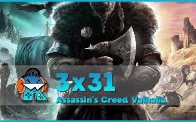 3×31 Assassin's Creed Valhalla, Gears Tactics, Streets of Rage 4