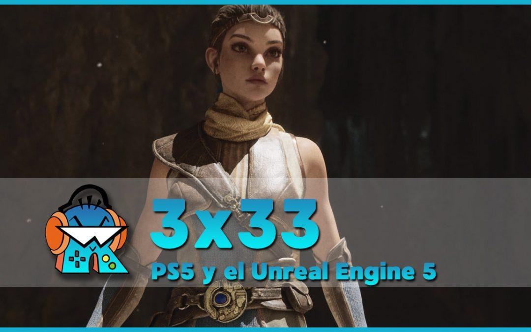 3×33 PS5 y la next gen del Unreal Engine 5, Ghost of Tsushima