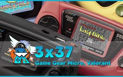 3×37 Game Gear Micro y Valorant