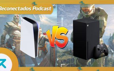 4×03 PS5 vs Xbox Series X|S. ¿Qué consola me compro?