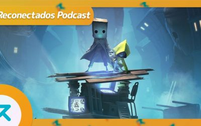 4×21 Little Nightmares 2, Persona 5 Strikers, Super Mario 3D World + Bowser's Fury