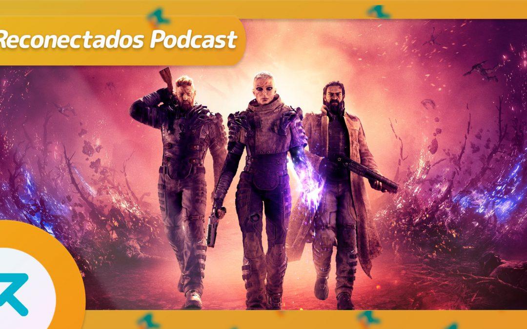 4×28 Sufriendo Balan Wonderworld, E3 2021, Oddworld Soulstorm, Outriders, Fantasian