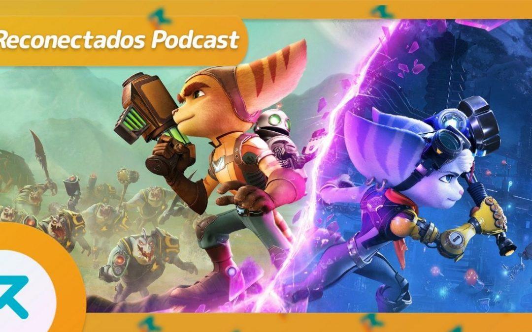 4×37 Análisis Ratchet & Clank: Una Dimensión Aparte y Últimos Rumores E3