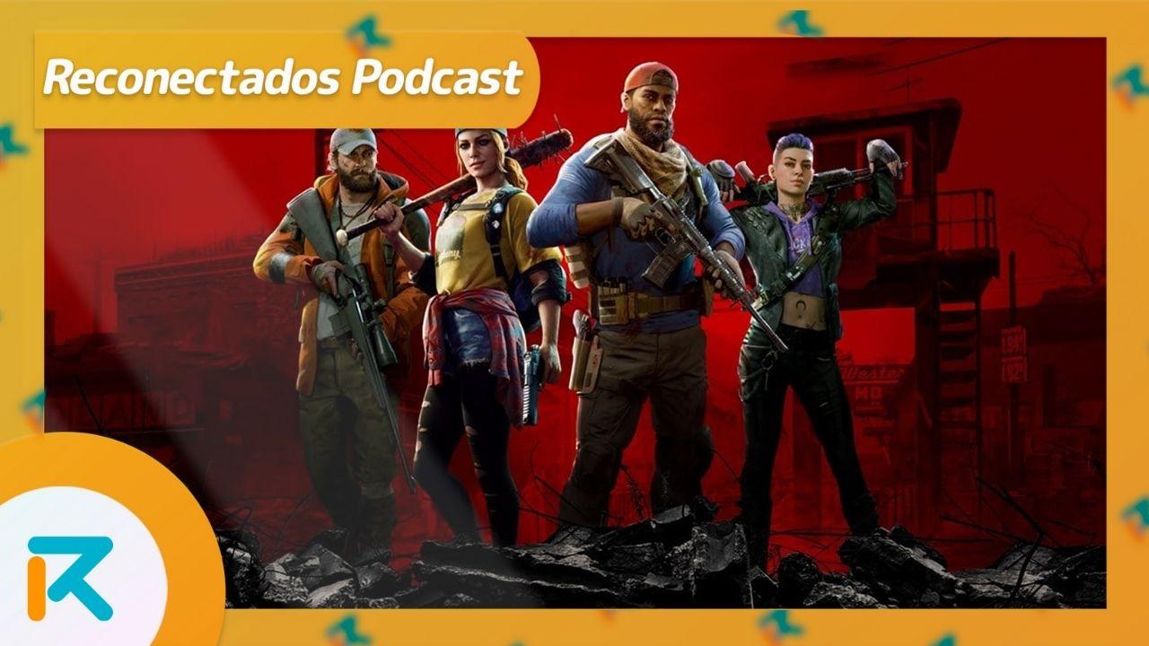 Reconectados Podcast de Far Cry 6